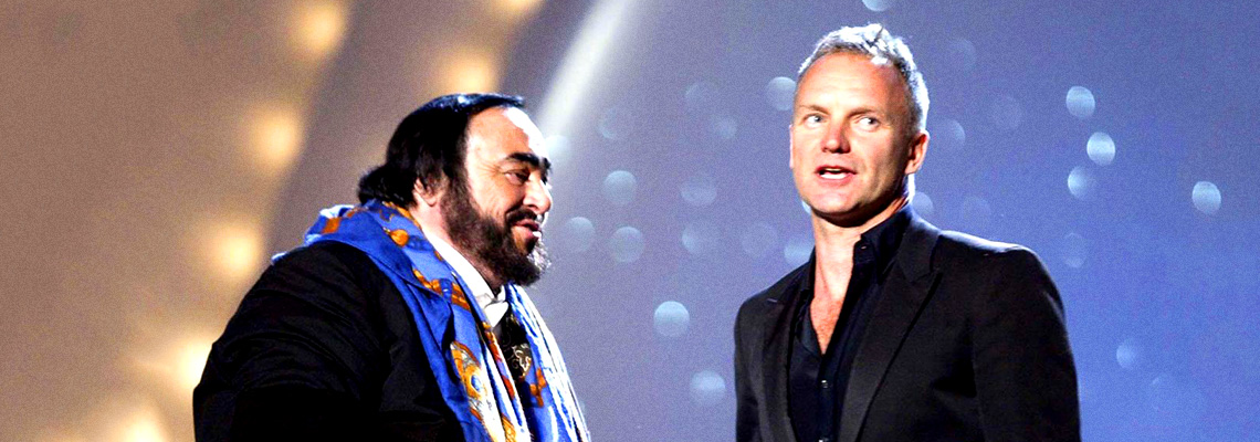 pavarotti and friends 1996
